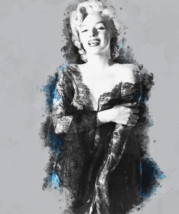 sukienka dla klepsydry
