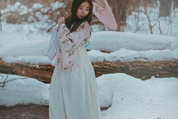 sukienka na zimę